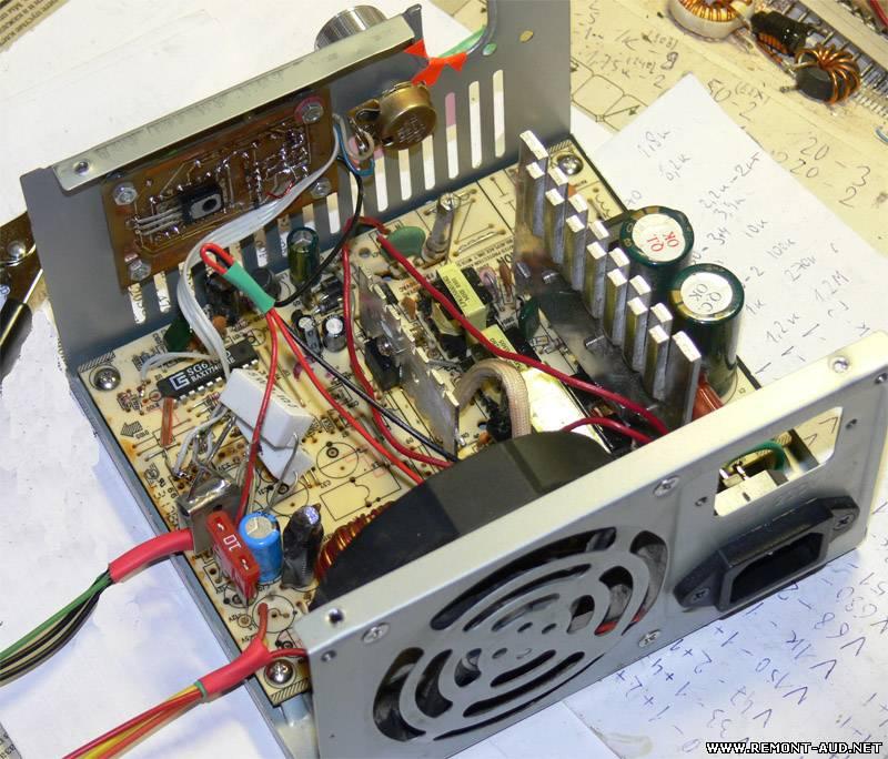 Ремонт блока питания компьютера своими руками 400w фото 322