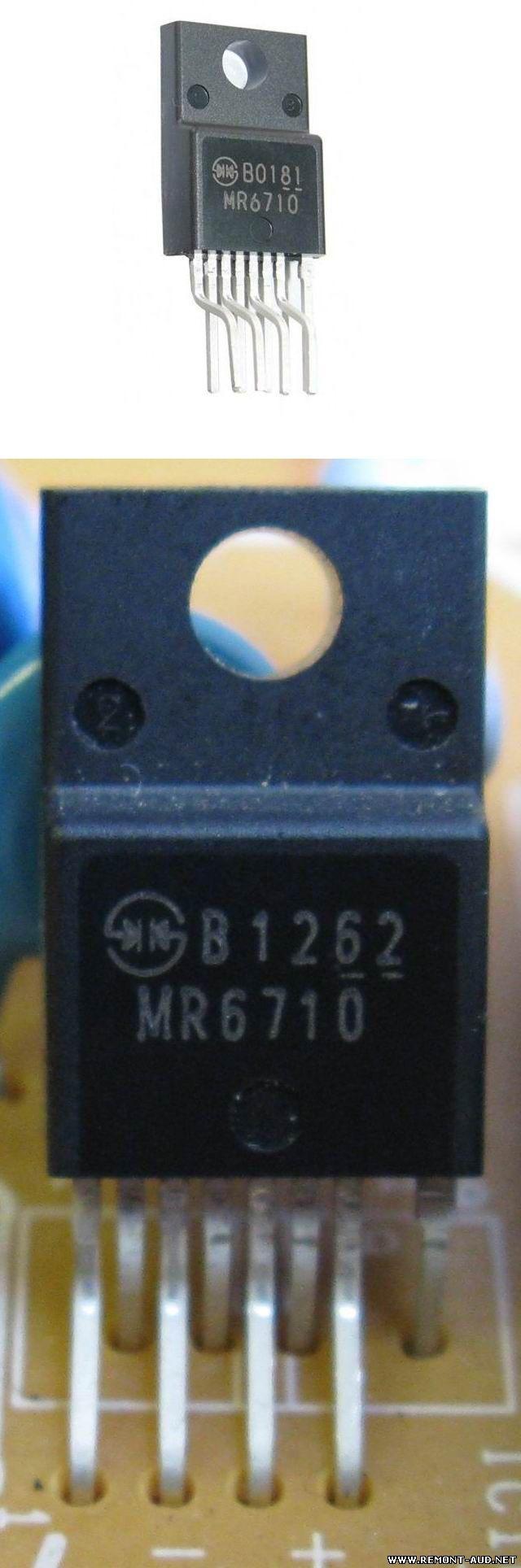 схема бп на ncp1203